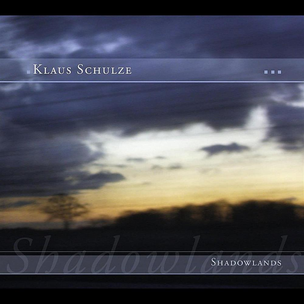 Klaus Schulze Shadowlands album cover