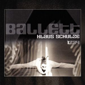Klaus Schulze - Ballett 1 CD (album) cover