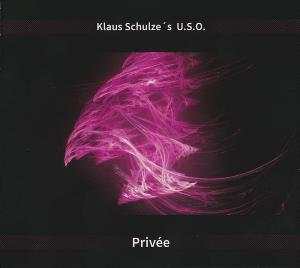 Privée (with U.S.O.) by SCHULZE, KLAUS album cover