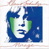 Klaus Schulze Mirage album cover