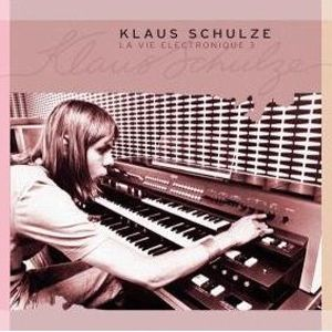 Klaus Schulze La Vie Electronique 3 album cover