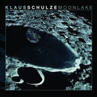 Klaus Schulze Moonlake album cover