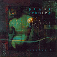 Klaus Schulze Royal Festival Hall Vol. 2 album cover