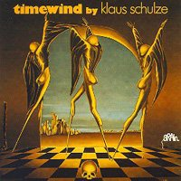 Timewind by SCHULZE, KLAUS album cover