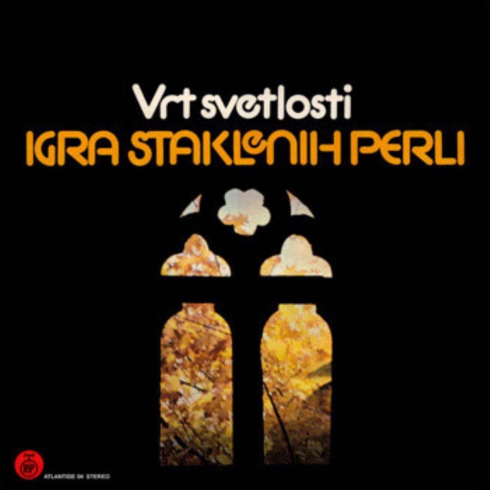 Vrt Svetlosti by IGRA STAKLENIH PERLI album cover