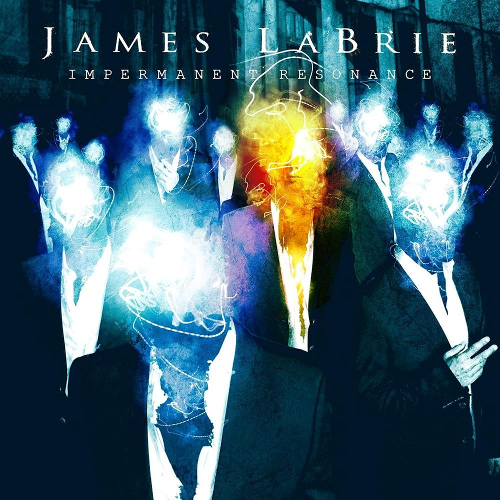 James LaBrie Impermanent Resonance album cover