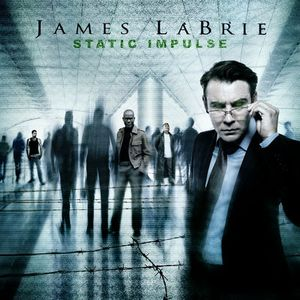 James Labrie Static Impulse album cover