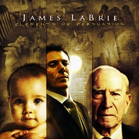 James Labrie - Elements Of Persuasion CD (album) cover