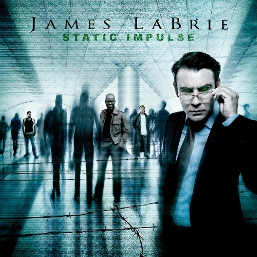Static Impulse by LABRIE, JAMES album cover