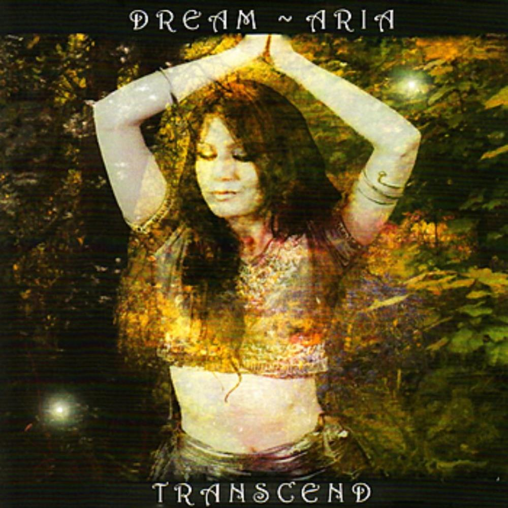 Transcend by DREAM ARIA album cover