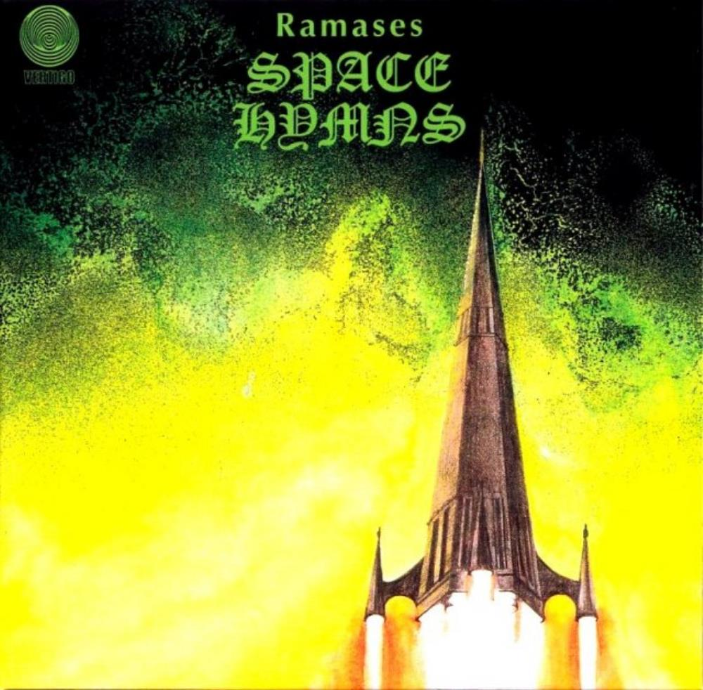 Ramases - Space Hymns CD (album) cover