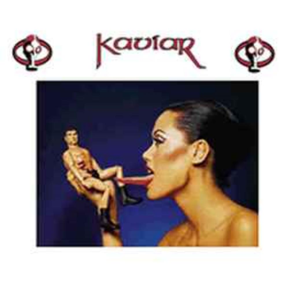 Kevin Gilbert Kaviar: The Kaviar Sessions album cover
