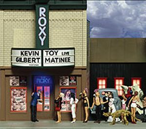 Kevin Gilbert Kevin Gilbert Performs Toy Matinee Live album cover