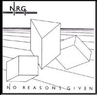 Kevin Gilbert No Reasons Given album cover