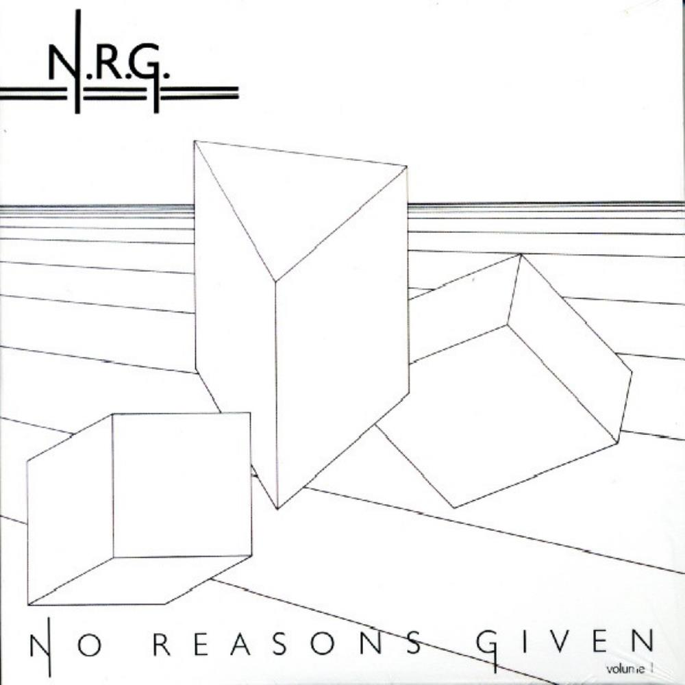 Kevin Gilbert NRG: No Reasons Given - Volume 1 album cover