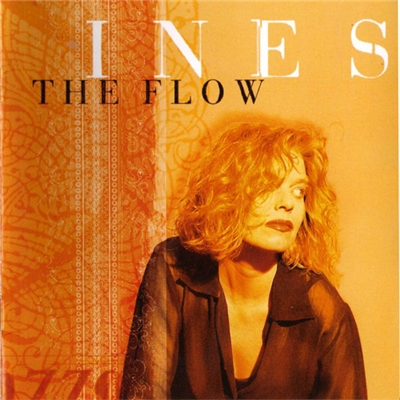 Ines - The Flow CD (album) cover