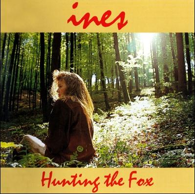 Ines - Hunting the Fox CD (album) cover