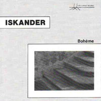 Boheme 2000 by ISKANDER album cover