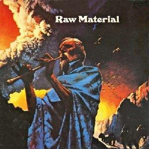 Raw Material - Raw Material CD (album) cover