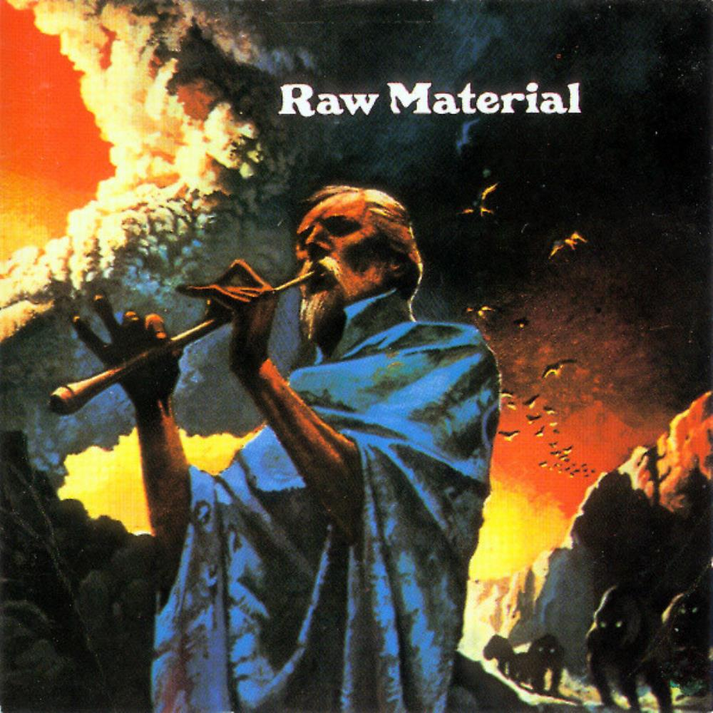 Raw Material by RAW MATERIAL album cover