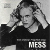 Sven Grünberg's Proge-Rock Group by MESS album cover