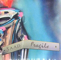 Fragile Saad album cover