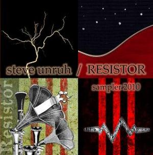 Steve Unruh Sampler 2010 (with Resistor) album cover