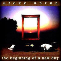 Steve Unruh The Beginning Of A New Day  album cover