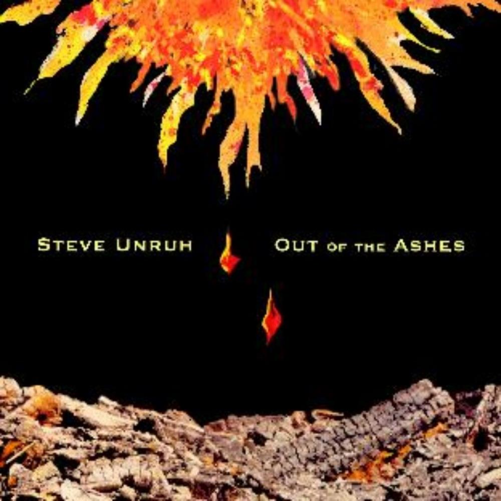 Steve Unruh Out Of The Ashes album cover