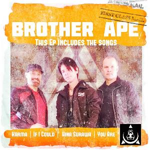 Brother Ape First Class album cover