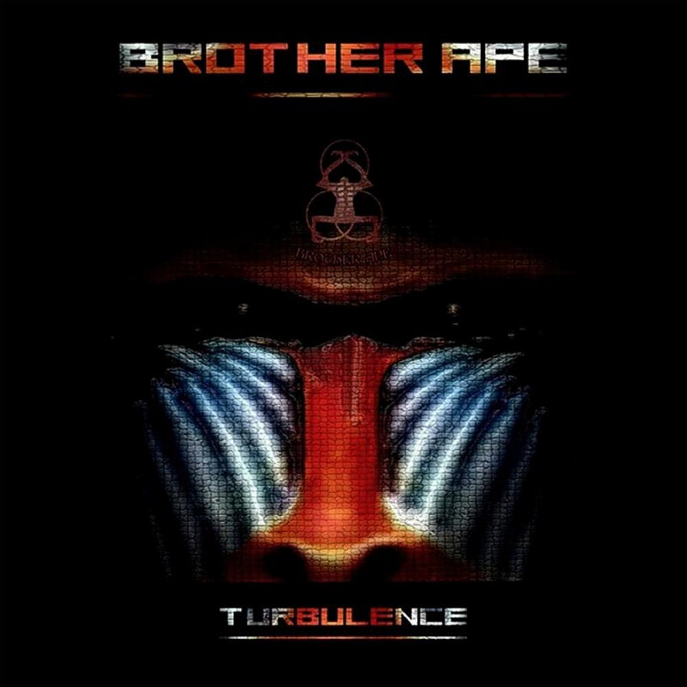 Brother Ape - Turbulence CD (album) cover