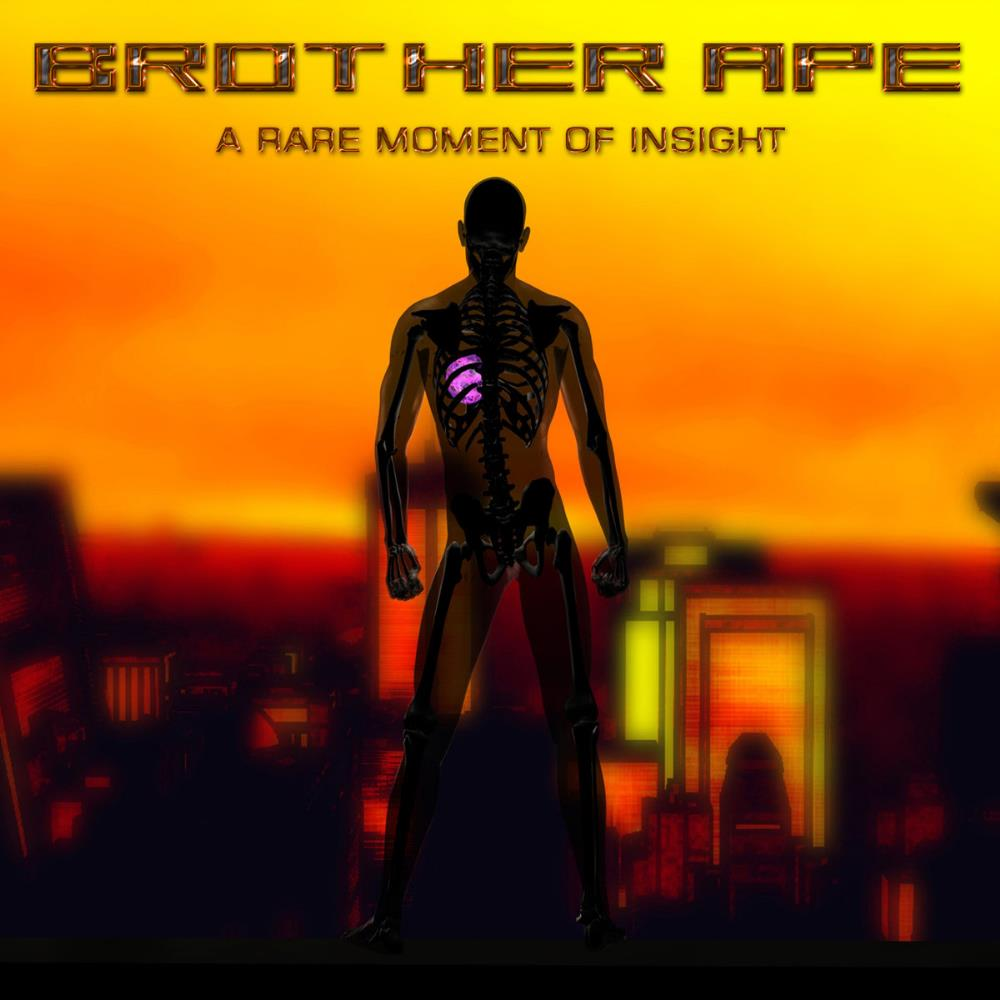 Brother Ape A Rare Moment Of Insight album cover