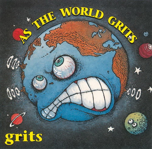 Grits - As The World Grits CD (album) cover