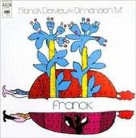 Contraction - Frank Dervieux - Dimension CD (album) cover