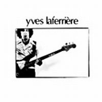 Contraction -  Yves Laferriere -  Yves Laferriere  CD (album) cover