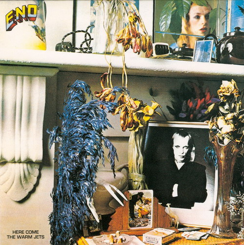 Brian Eno - Here Come The Warm Jets CD (album) cover