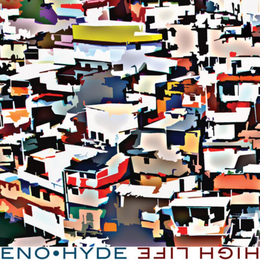 Eno & Hyde: High Life by ENO, BRIAN album cover