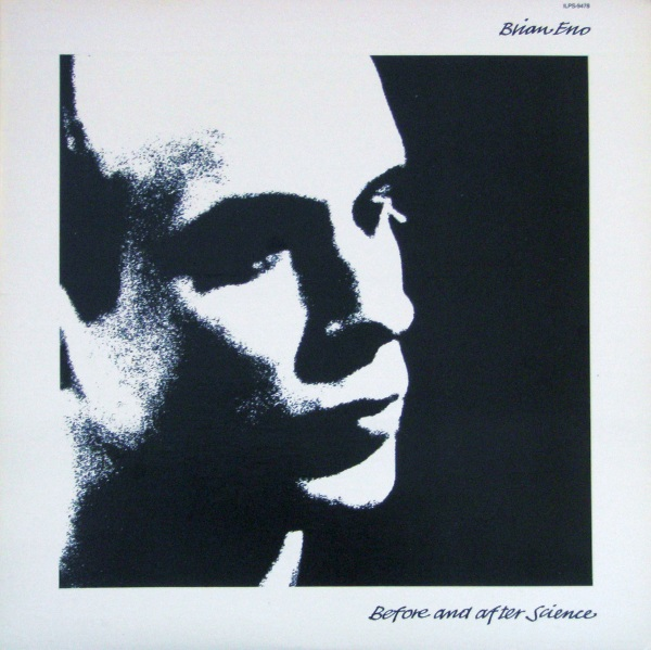 Before and After Science by ENO, BRIAN album cover