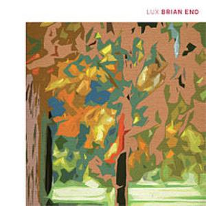 Brian Eno - Lux CD (album) cover