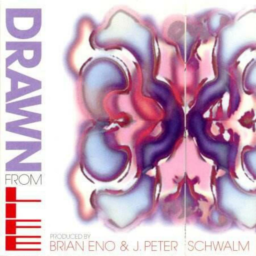 Brian Eno - Brian Eno & J. Peter Schwalm: Drawn From Life CD (album) cover
