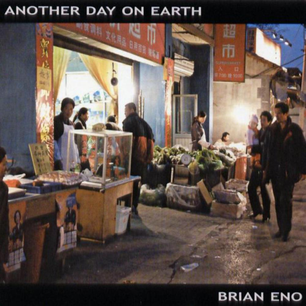 Brian Eno - Another Day On Earth CD (album) cover