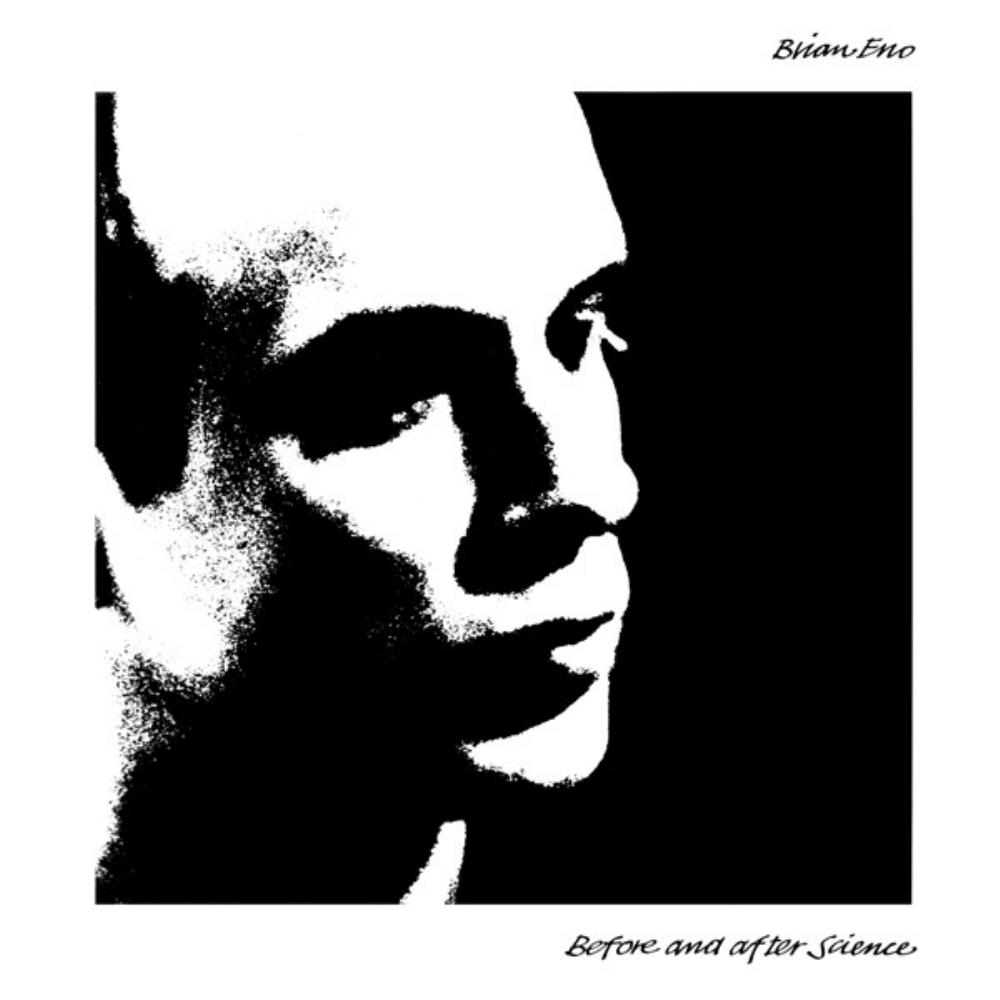 Brian Eno - Before And After Science CD (album) cover