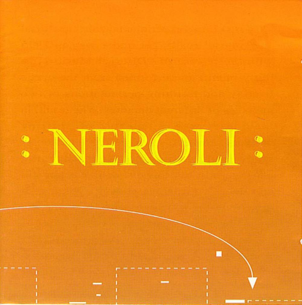 Brian Eno - Neroli - Thinking Music Part IV CD (album) cover