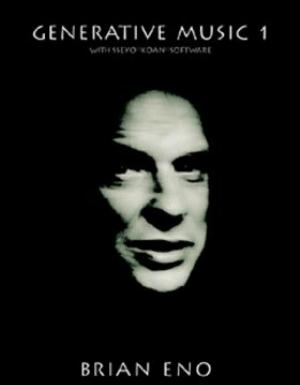 Brian Eno Generative Music 1 album cover