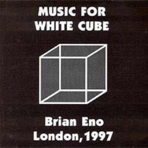 Brian Eno Music For White Cube album cover