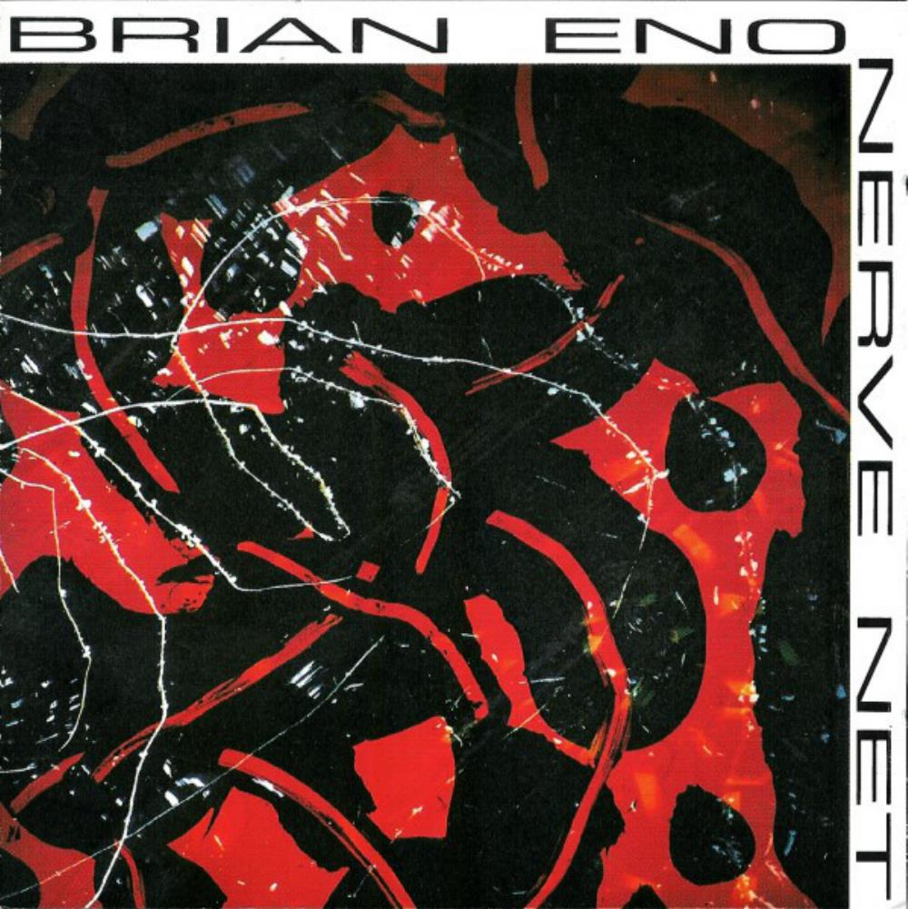 Brian Eno - Nerve Net CD (album) cover