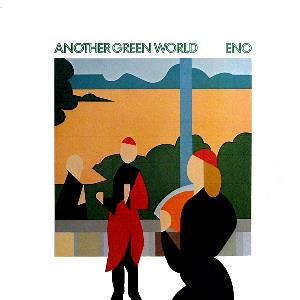 Brian Eno - Another Green World  CD (album) cover
