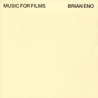 Music For Films by ENO, BRIAN album cover
