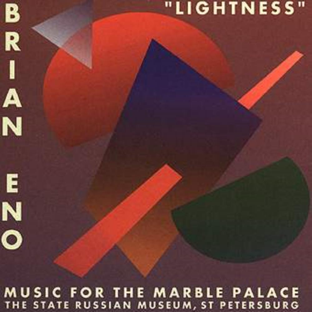 Brian Eno - Lightness - Music For The Marble Palace CD (album) cover