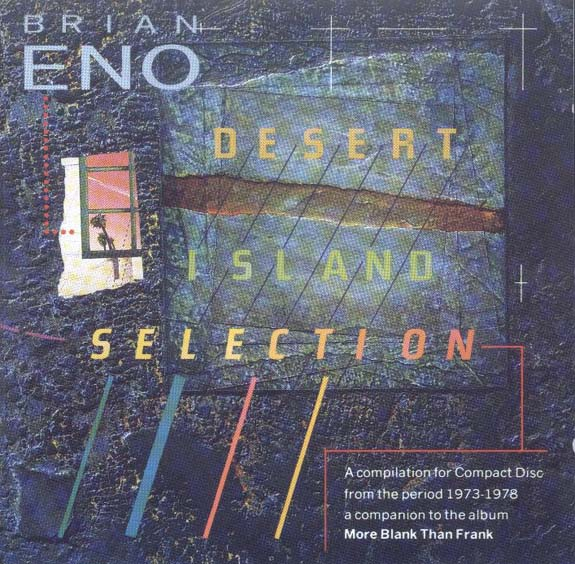 Brian Eno Desert Island Selection album cover
